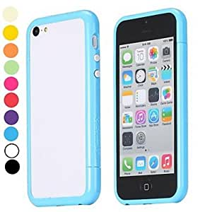 PEACH ships in 48 hours SGP Glossy Design Detachable Bumper Frame Case for iPhone 5C(Assorted Colors) , Rose