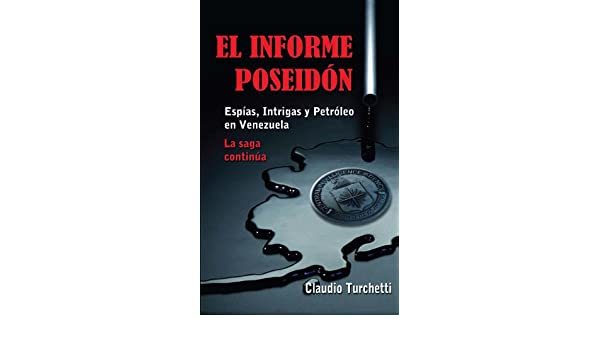 Amazon.com: El Informe Poseidon (Spanish Edition) eBook: Claudio Turchetti: Kindle Store