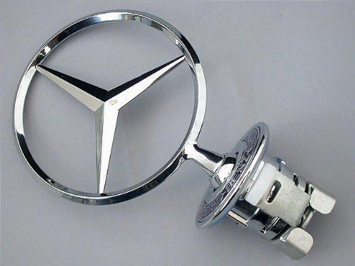 [해외]메르세데스 (94-07 모델 선택) 엔진 뚜껑 스타 정품 메르세데스 제품 / Mercedes (select 94-07 models) Engine Lid Star GENUINE by GENUINE MERCEDES