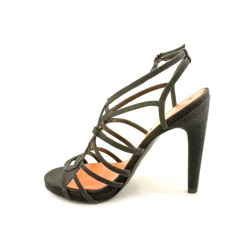 Women's Sandal V Promise Via Black Spiga 5nYxqZp