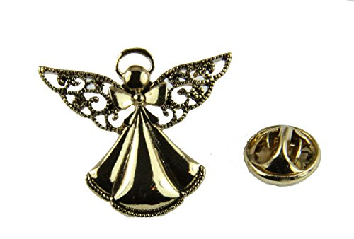 6030733 Angel Lapel Pin Brooch Guardian Angel On My Shoulder Inspirational