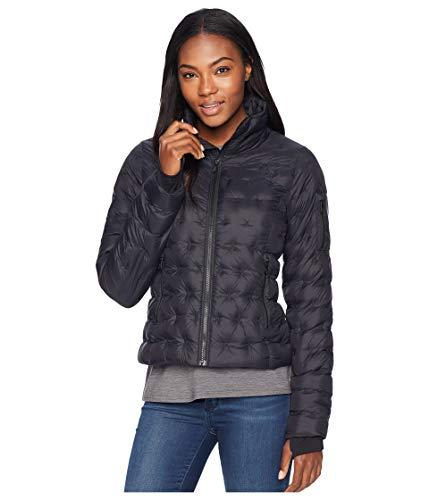 ADOWN Crop Jacket LGE BLK ()