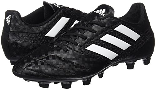 White Hombre Negro Black para 17 adidas 4 Ace Metallic FxG Footwear de Core Botas Night Fútbol x8wzqOpaF