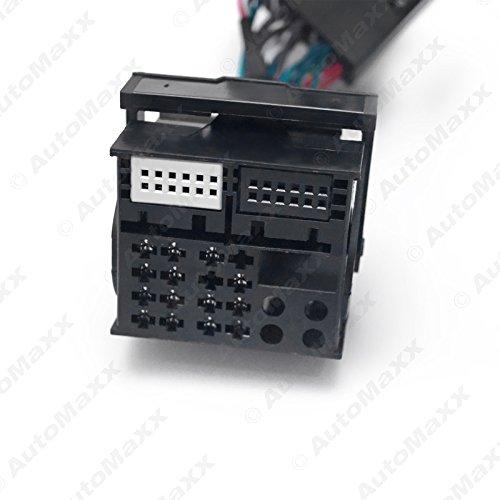 Super Feeldo 36Pin Male Connector Adapter To 40Pin Female Car Head Wiring 101 Bdelwellnesstrialsorg