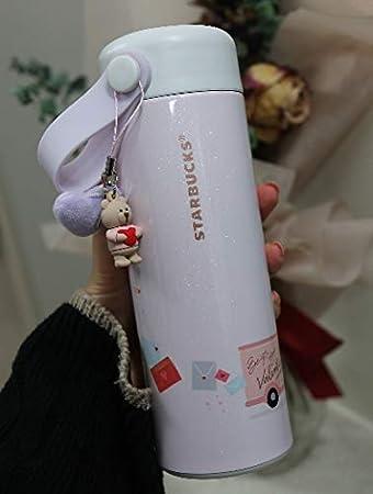 Cherry Blossom Starbucks Cherry Blossom Strap Stainless Steel Tumbler 12oz