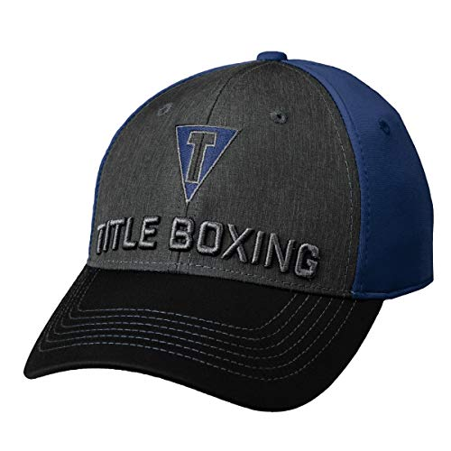 6d6dbf517ba Title Boxing Title T 3D Logo Adjustable Cap