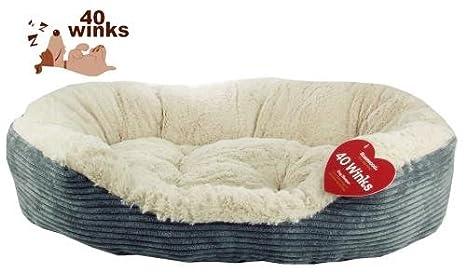 40 Winks diftérica emulsor perro taimado gris Jumbo estereoquímica 81,28 cm: Amazon.es: Electrónica