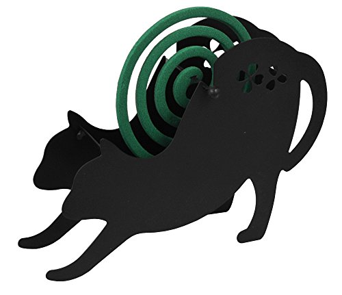 Cat Steel Mosquito Coil Holder (Stand) by GENTIE