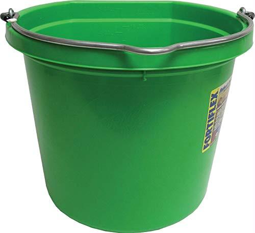 - Fortex-Fortiflex Flat Back Water Bucket Mango Green