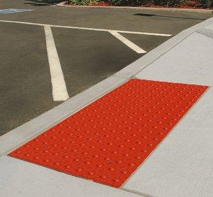 Amazoncom Access Tile ADA Compliant Detectable Warnings X - Ada compliant floor tiles