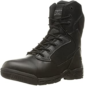 SLAMagnum Women's Stealth Force 8.0 Side Zip Military & Tactical Boot