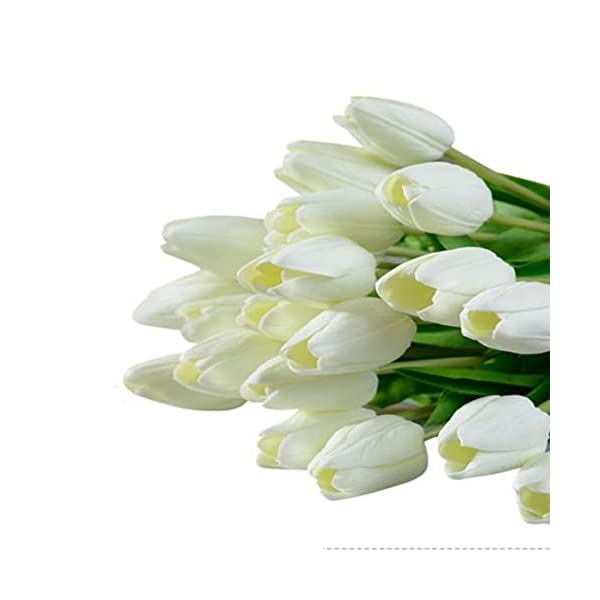 10PCSLOT-high-quality-PU-Stunning-Holland-mini-tulip-flower-real-touch-wedding-flower-artificial-flowers-silk-plants-for-room-home-hotel-party-Event-christmas-gift-decoration-multi-color-white