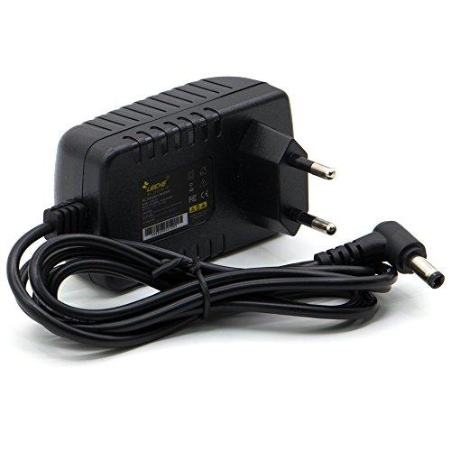 LEICKE Netzteil 12V 1A  Ladegerät 12W für AVM FritzBox 2110, 6320,7320,7330,7330 , Telekom,T-Com, Speedport, Radiowecker, LED Lichtleisten, USB-Hub, Scanner, Switch, Router