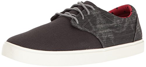 crocs Herren Citilane Lace-up M Oxford Schwarz (Black/White)