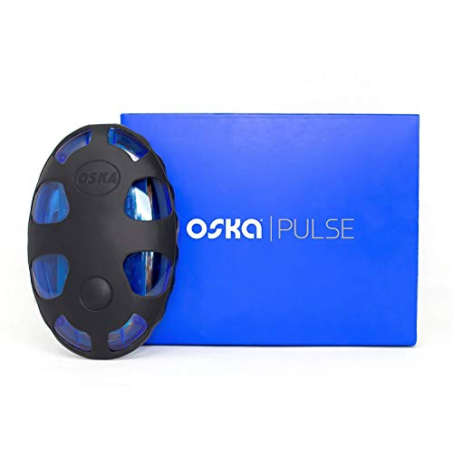 Portable Electromagnetic Pulse Therapy for Minor to Chronic Pain, Muscle Recovery, Joint Pain, Muscle Stiffness and Reduce Inflammation. Oska Pulse PEMF Device.