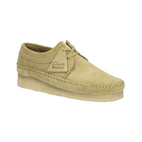 clarks-originals-mens-weaver-maple-suede-shoes-8-us