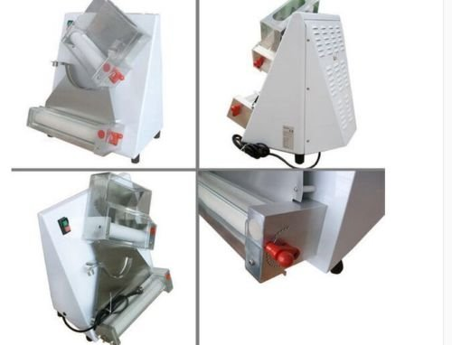 Welljun automatic and electric pizza dough roller/sheeter...