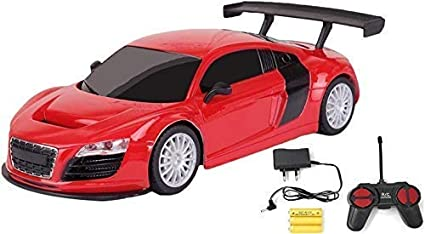 WireScorts Chargebal Racing Car for Kids with Remote Control - Assorated Design & Multi Color