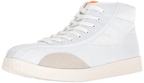 Tretorn Men's NYLITEHIXAB3 Sneaker, White, 11 M US