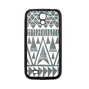 Custom Aztec Tribal Back Cover Case for SamSung Galaxy S4 I9500 JNS4-302