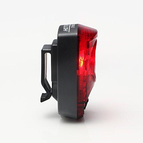 Cygolite Hotshot– 100 Lumen Bike Tail Light– 6 Night /& Daytime Modes– User Flash