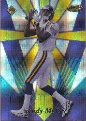 1998 Collectors Edge - 1998 Collector's Edge Masters Rookie Masters Previews #RM5 Randy Moss