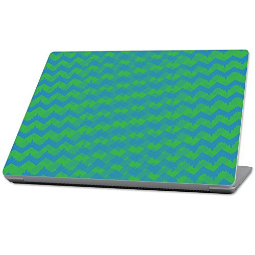 【送料無料/即納】  MightySkins Protective Durable and Unique Vinyl wrap cover 13.3 Skin [並行輸入品] Vinyl for Microsoft Surface Laptop (2017) 13.3 - Sharp Chevron Green (MISURLAP-Sharp Chevron) [並行輸入品] B07896H6Y9, メヌママチ:4c8e8087 --- a0267596.xsph.ru