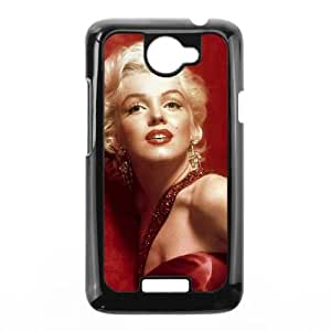 Marilyn Monroe HTC One X Cell Phone Case Black