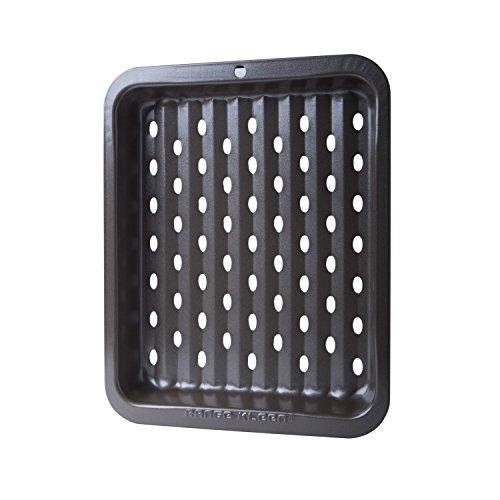 "Range Kleen Non-Stick Toaster Oven Crisper Pan, 8"" x 10"