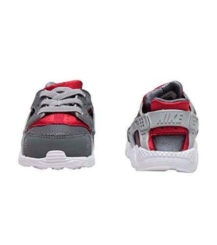rouge 018 B Wolf Grey White Gris On 704950 dark Gym Chaussures Gar blanc Red Nike URCSwqn