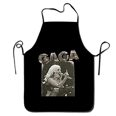 Lady Gaga Middle Finger Kitchen Apron Chef Aprons