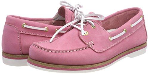 Pink Women''s pink Tamaris 23616 Moccasins Nubuc qPzc1g