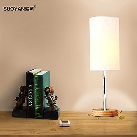 Omped Fashion Simple Chambre De Bureau Lampe De Chevet En