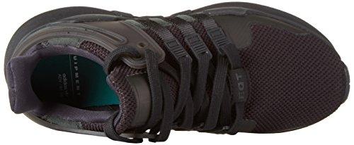 Adidas Eqt Support Adv Dames Sneakers Zwart Zwart-groen