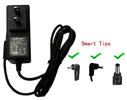 UpBright 6V-7.5V 0.5A-1A AC/DC Adapter for Summer Infant 286