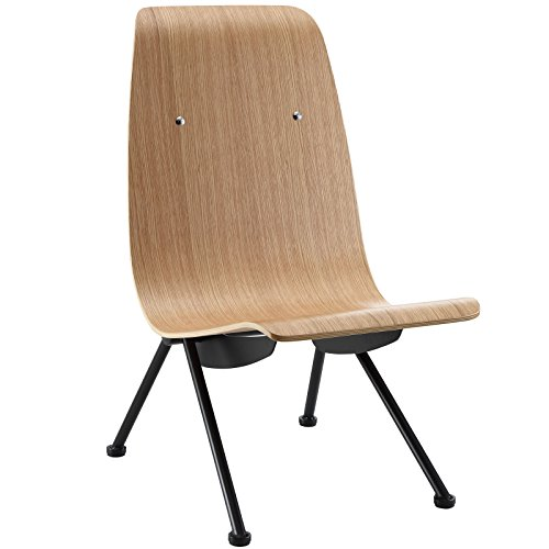 Price comparison product image Modway Voyage Lounge Chair in Natural