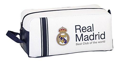 Real Madrid FC 811654440 34 cm Official 2016/17 Season Home Strip Football Boots Bag by Real Madrid F.C.