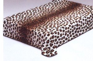 Amazon Com Leopard Print Cheetah Exotic Solaron Korean Thick Mink
