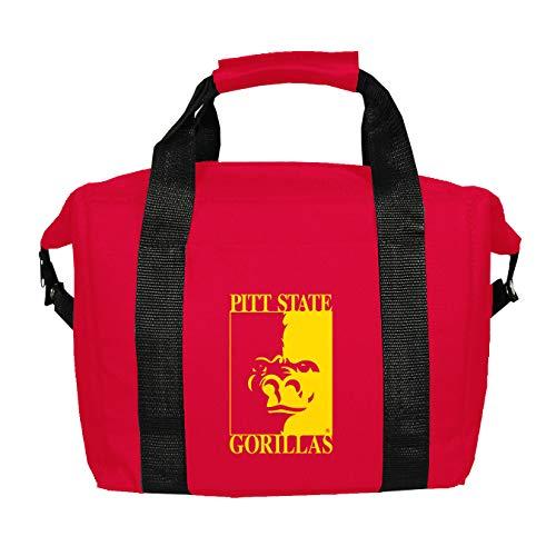 NCAA Pittsburg State Gorillas Soft Sided 12-Pack Kooler Bag