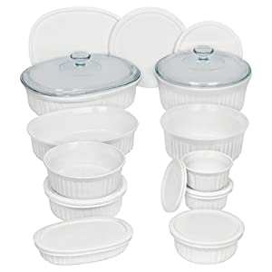 CorningWare French White 41  2BcwFuKmL
