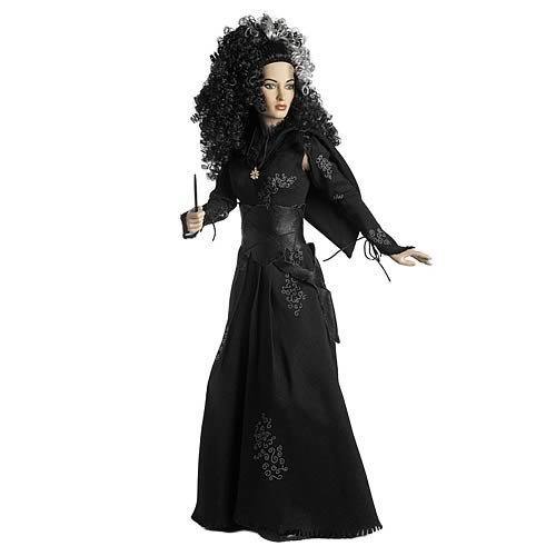 Harry Potter Bellatrix Lestrange Tonner Doll