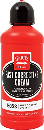 Griot's Garage B110P BOSS Fast Correcting Cream 16oz