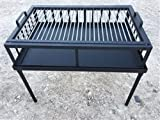 NorCal Ovenworks Portable Armado Grill and Griddle 36″ x 24″ x 30″