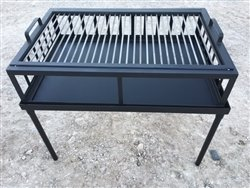 NorCal Ovenworks Portable Armado Grill and Griddle 36 x 24 x 30