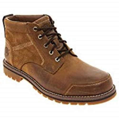 Timberland Mens Larchmont Chukka Brown Lace Up Ankle Boots Size - Mens Chukka Earthkeepers