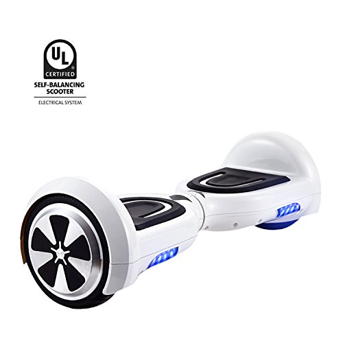 Spadger Self Balancing Scooter UL2272 Certified Electric Hoverboard