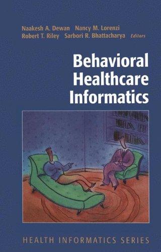 Behavioral Healthcare Informatics (Health Informatics)