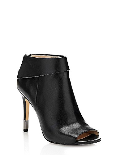 Guess FLHES3LEA09 Botines Tobilleros Mujer negro