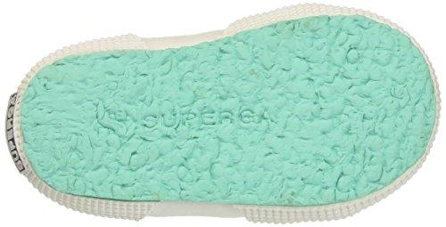 Superga 2750-Bebj Classic, Zapatillas Unisex Niños Verde (Green Aqua)