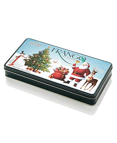 Frango Chocolate, Mint Holiday Tin 1 Lb. ()